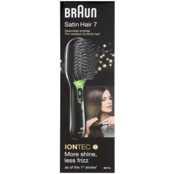 Braun Satin Hair 7 Iontec BR710 Щітка для волосся 8