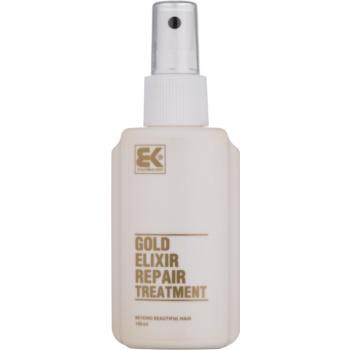 Brazil Keratin Gold olejová péče pro výživu a hydrataci 100 ml