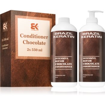 Brazil Keratin Chocolate ambalaj economic pentru par deteriorat imagine