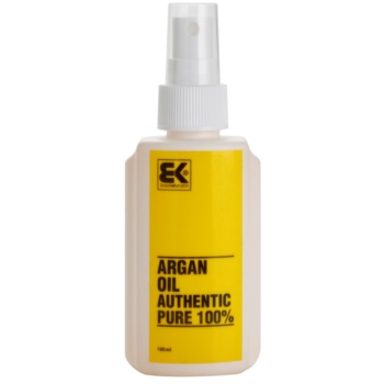 Fotografie Brazil Keratin Argan 100% arganový olej 100 ml