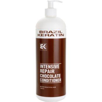 Fotografie Brazil Keratin Chocolate kondicionér pro poškozené vlasy 1000 ml
