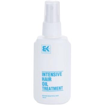 Brazil Keratin Hair Oil tratamiento de aceite intensivo para aportar hidratación y brillo