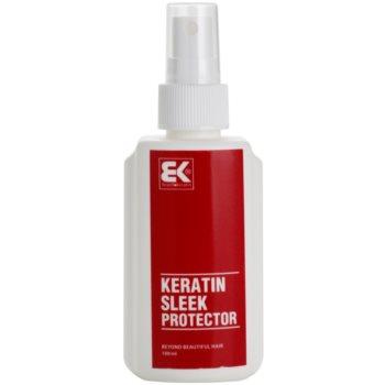 Brazil Keratin Keratin spray pentru uniformizare pentru modelarea termica a parului