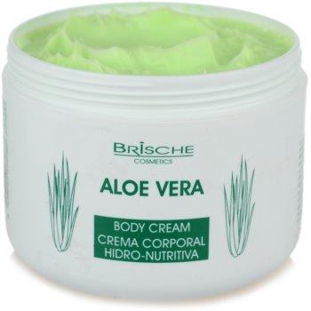 Brische Aloe Vera hydratisierende Körpercreme 1