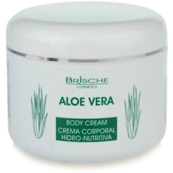 Brische Aloe Vera hydratisierende Körpercreme