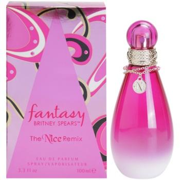 Britney Spears Fantasy The Nice Remix Eau de Parfum para mulheres