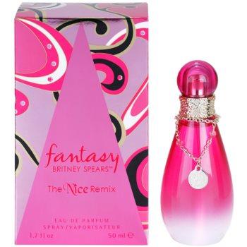 Britney Spears Fantasy The Nice Remix Eau De Parfum pentru femei 50 ml