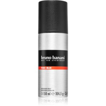 Bruno Banani Pure Man deodorant spray pentru bărbați