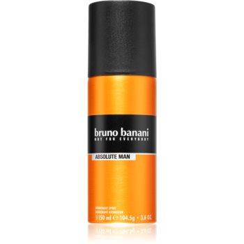 Bruno Banani Absolute Man deodorant spray pentru bãrba?i imagine produs