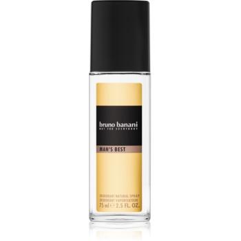 Bruno Banani Mans Best deodorant spray pentru barbati 75 ml