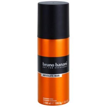 Bruno Banani Absolute Man Deo-Spray für Herren