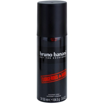 Bruno Banani Dangerous Man deospray pentru barbati