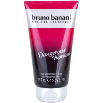 Bruno Banani Dangerous Woman tělové mléko pro ženy