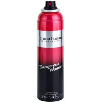 Bruno Banani Dangerous Woman дезодорант-спрей для жінок 1