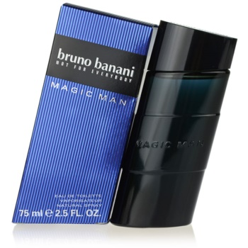 Bruno Banani Magic Man eau de toilette pentru barbati 75 ml