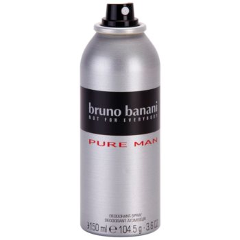 Bruno Banani Pure Man Deo-Spray für Herren 1