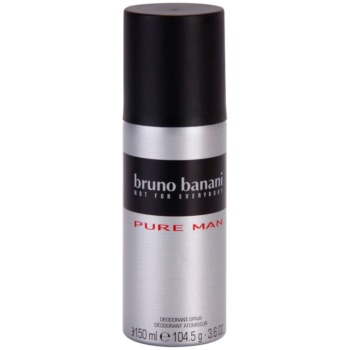 Bruno Banani Pure Man Deo-Spray für Herren
