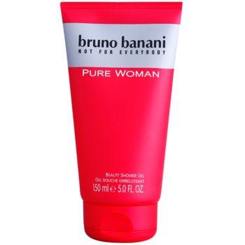 Bruno Banani Pure Woman żel pod prysznic dla kobiet