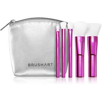 BrushArt MINI set de pensule cu geantã imagine produs