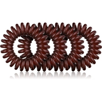BrushArt Hair Rings Natural Elastice pentru par 4 pc imagine produs