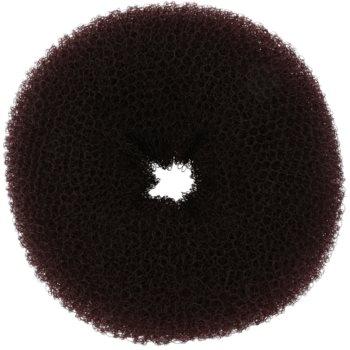 BrushArt Hair Donut inel păr – maro (8 cm)