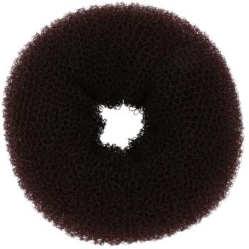 BrushArt Hair Donut inel păr – maro (10 cm)