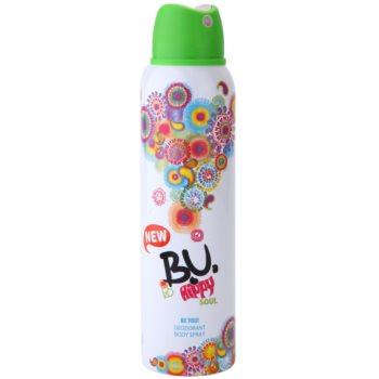 B.U. Hippy Soul Deo Spray for Women 1