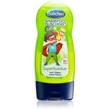 Bübchen Kids Shampoo und Duschgel für Kinder 230 ml