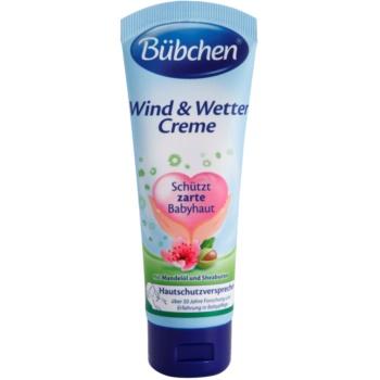 Bübchen Care creme de proteção contra frio e vento