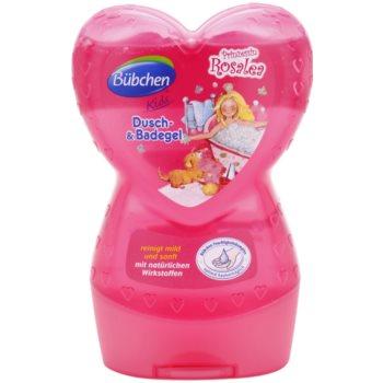 Bübchen Kids гель для душа та ванни