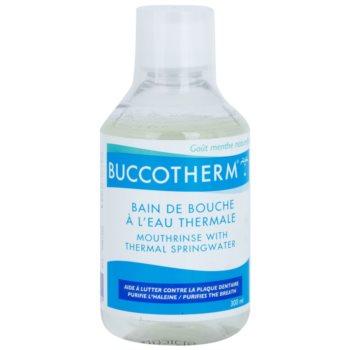 Buccotherm Natural Mint вода за уста с термална вода
