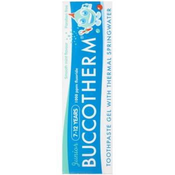 Buccotherm Junior pasta de dinti gel pentru copii cu apa termala 2
