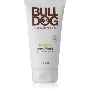 Bulldog Original gel de curățare facial