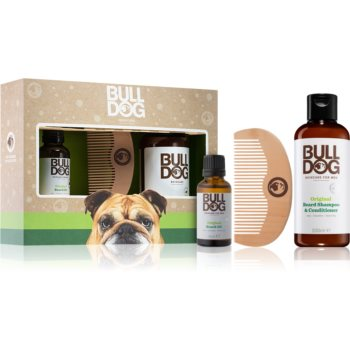 Bulldog Original Beard Care Set set cadou (pentru barbati)