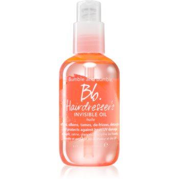 Bumble and Bumble Hairdressers Invisible Oil ulei pentru un par stralucitor si catifelat