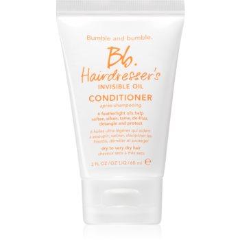 Bumble and Bumble Hairdresser's Invisible Oil Conditioner balsam pentru pãr uscat ?i fragil imagine