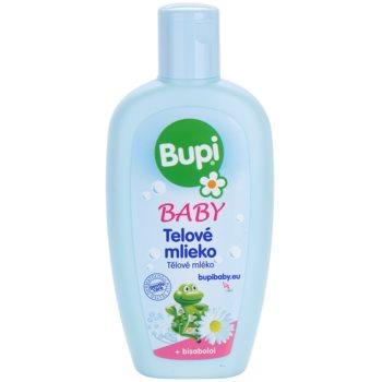 Bupi Baby detské telové mlieko