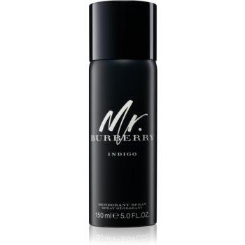 Burberry Mr. Burberry Indigo deodorant spray pentru bărbați poza noua