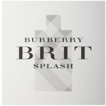 Burberry Brit Splash подарункові набори 2