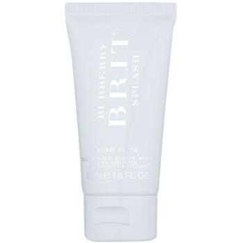Burberry Brit Splash gel de dus pentru barbati 50 ml