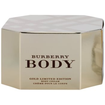 Burberry Body Gold Limited Edition Body Cream for Women 3