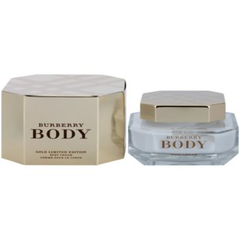 Burberry Body Gold Limited Edition Body Cream for Women