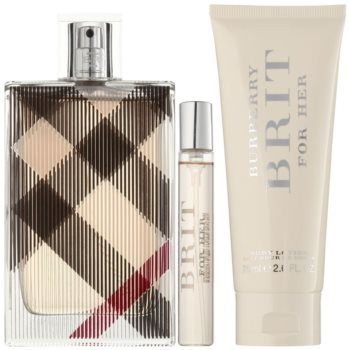 Burberry Brit Gift Set 1