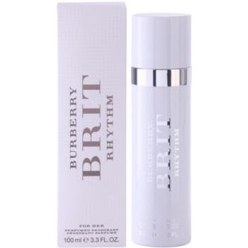 Burberry Brit Rhythm дезодорант з пульверизатором для жінок
