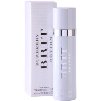 Burberry Brit Rhythm дезодорант з пульверизатором для жінок 1
