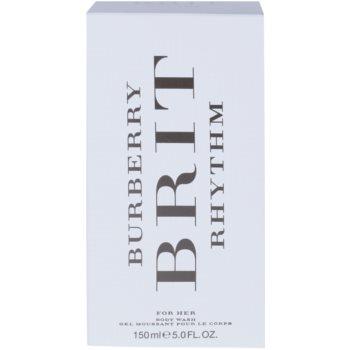 Burberry Brit Rhythm Duschgel für Damen 4