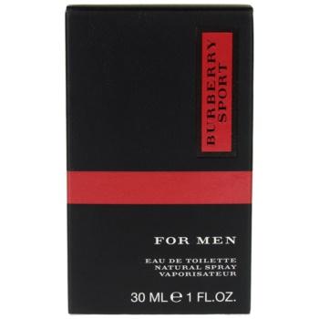 Burberry Sport Man eau de toilette teszter férfiaknak 2