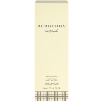 Burberry Weekend for Women Körperlotion für Damen 2