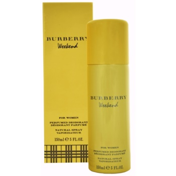 Burberry Weekend for Women deodorant Spray para mulheres