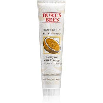 Burt's Bees Orange Essence gel hidratant de curatare